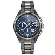 Rado Hyperchrome Match Point Men's Ceramic Bracelet Watch - Product number 6215750