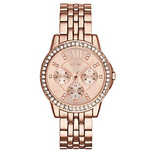 Relic Layla Ladies' Rose Gold-Plated Bracelet Watch - Product number 6222064