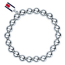 Tommy Hilfiger Stainless Steel Beaded Bracelet - Product number 6222803