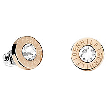 Tommy Hilfiger Rose Gold Plated Stud Earrings - Product number 6223087