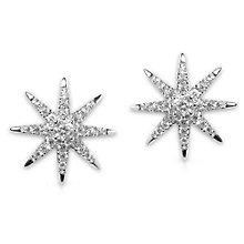 CARAT* Stella Vega Silver Stud Earrings - Product number 6235182