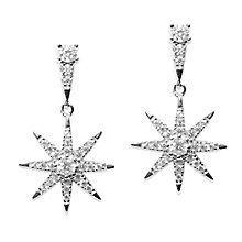 CARAT* Stella Nysa Silver Drop Earrings - Product number 6235239