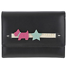 Radley Medium Foldover Black Leather Purse - Product number 6237185