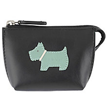 Radley Small Zip Black Leather Coin Purse - Product number 6237320