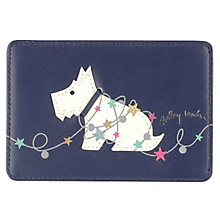 Radley In Lights Pink Leather Travel Card Holder - Product number 6241484
