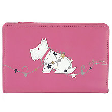 Radley Fandango Medium Zip Pink Leather Purse - Product number 6241573