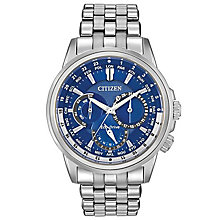 Citizen Eco-Drive Men's Stainless Steel Bracelet Watch - Product number 6246958