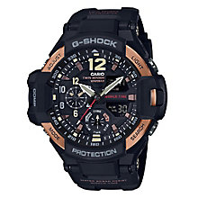 G-Shock Gravitymaster Black Resin Watch - Product number 6251048