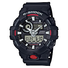 Casio G-Shock Combi Black Resin Strap Watch - Product number 6251056