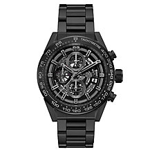 TAG Heuer Carrera Men's Ceramic Bracelet Watch - Product number 6252273