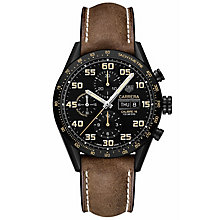 TAG Heuer Carrera Men's Titanium Strap Watch - Product number 6252346