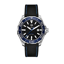 TAG Heuer Aquaracer Men's Stainless Steel Strap Watch - Product number 6252389
