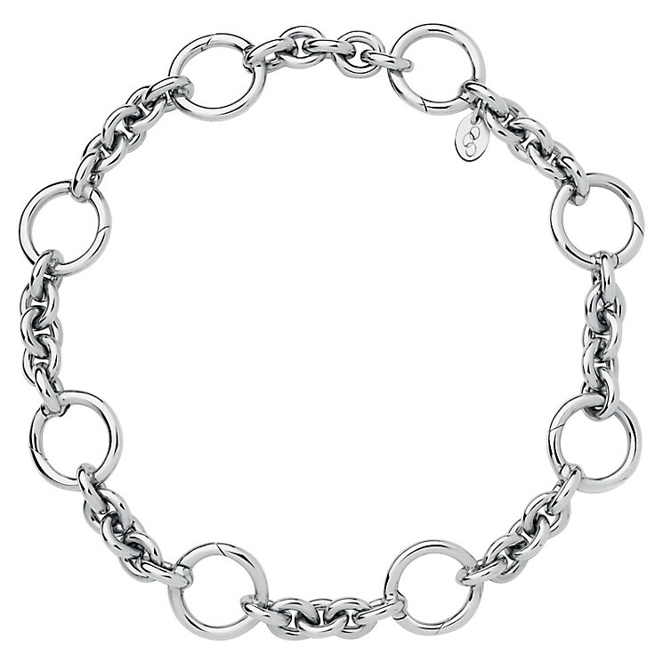 Links of London Sterling Silver Charm Carrier Bracelet - Product number 6252680