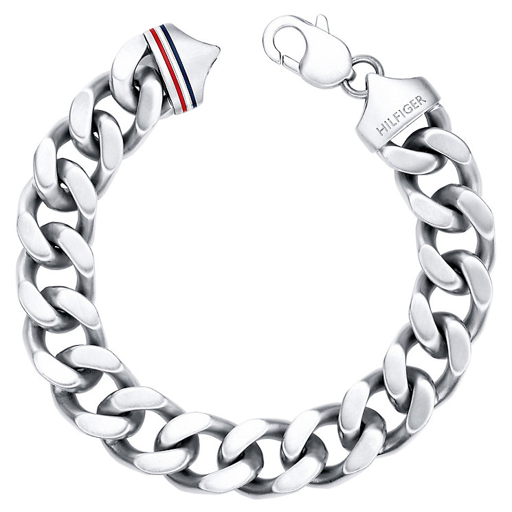 Tommy Hilfiger Metal Chain Bracelet - Product number 6252869