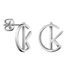 Calvin Klein League Stainless Steel Stud Earrings - Product number 6253776