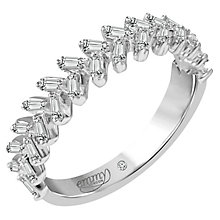 Emmy London Platinum 1/3ct Diamond Eternity Ring - Product number 6256287