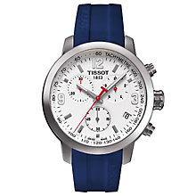 Tissot PRC 200 6 Nations Men's Stainless Steel Strap Watch - Product number 6278159