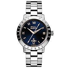 Vivienne Westwood Ladies' Stainless Steel Bracelet Watch - Product number 6290817