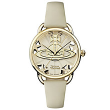 Vivienne Westwood Ladies' Gold Plated Strap Watch - Product number 6290825