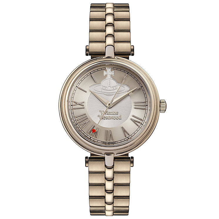 Vivienne Westwood Ladies' Rose Gold Plated Bracelet Watch - Product number 6290841