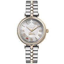 Vivienne Westwood Ladies' Two Colour Bracelet Watch - Product number 6290868