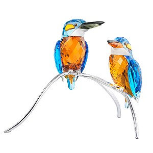 Crystal - Kingfishers Blue Turquoise