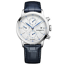 Baume & Mercier MyClassima Men's Stainless Steel Strap Watch - Product number 6319076