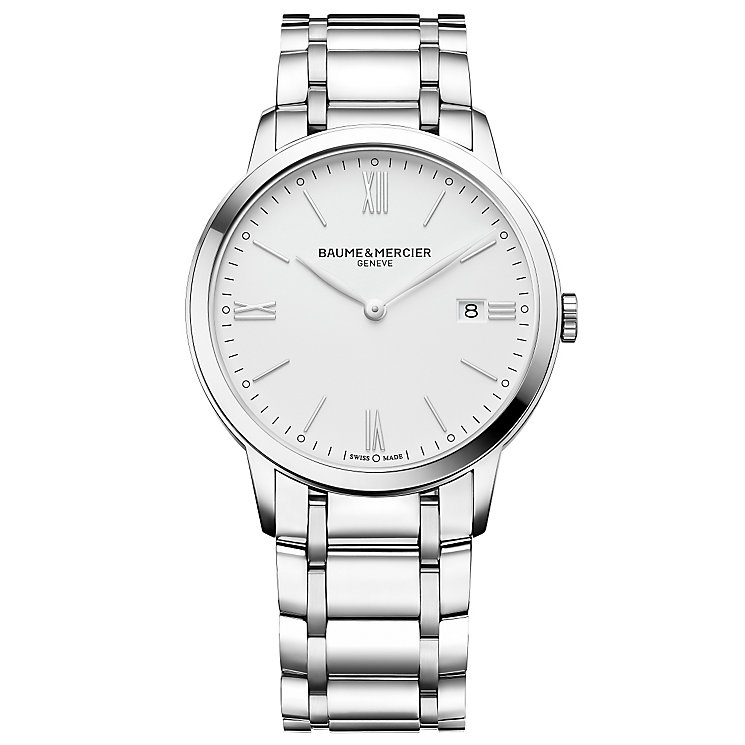 Baume & Mercier MyClassima Men's Bracelet Watch