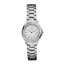Guess Mini Rock Candy Ladies Stainless Steel Bracelet Watch - Product number 6335152