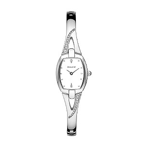 Accurist Ladies' Stainless Steel Bangle Watch - Product number 6341497