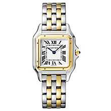 Cartier Panthere De Cartier Ladies' Two Colour Watch - Product number 6341519