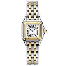 Cartier Panthere De Cartier Ladies' Two Colour Watch - Product number 6341527