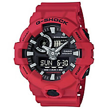 Casio G-Shock Men's Resin Strap Watch - Product number 6343767