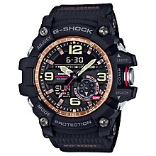 Casio G-Shock Men's Resin Strap Watch - Product number 6343791