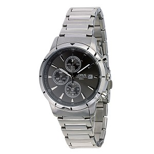 Lorus Men's Stainless Steel Bracelet Watch - Product number 6346642