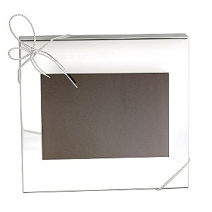 "Vera Wang Love Knot photo frame 4""x6"" - Product number 6359973"