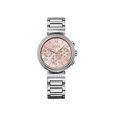 Hugo Boss Ladies' Stainless Steel Bracelet Watch - Product number 6374204