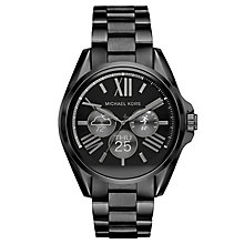 Michael Kors Access Bradshaw Ion Plated Bracelet Watch - Product number 6376495