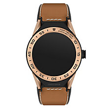 TAG Heuer Connected Modular 45 Rose Gold Plated Smart Watch - Product number 6380654