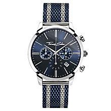 Thomas Sabo Rebel Spirit Chrono Men's Two Colour Watch - Product number 6383556