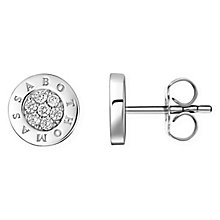 Thomas Sabo Signature Diamond Pavé Stud Earrings - Product number 6391281