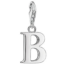 "Thomas Sabo Charm Club Letter ""B"" Charm - Product number 6391761"