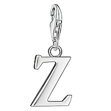 "Thomas Sabo Charm Club Letter ""Z"" Charm - Product number 6393470"
