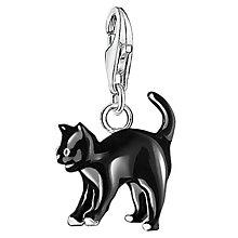 Thomas Sabo Charm Club Black Cat Charm - Product number 6394523