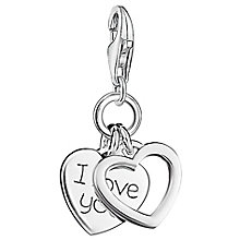 "Thomas Sabo Charm Club ""I love you"" Charm - Product number 6394760"
