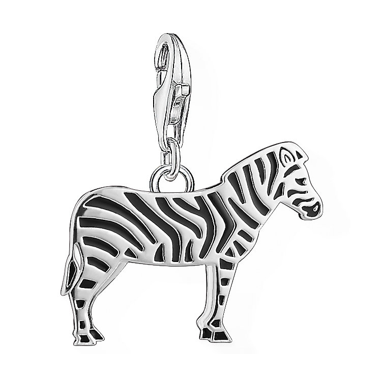 Thomas Sabo Charm Club Zebra Charm - Product number 6395392