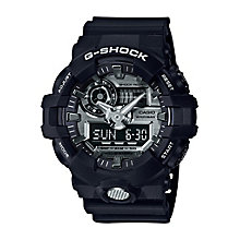 G-Shock Black Strap Watch - Product number 6407331