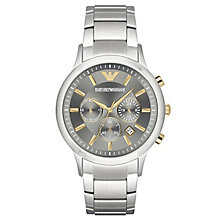 Emporio Armani Men's Stainless Steel Bracelet Watch - Product number 6409989
