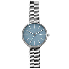 Skagen Ladies' Stainless Steel Bracelet Watch - Product number 6412610