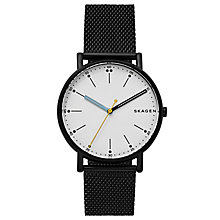 Skagen Mens' Ion Plated Bracelet Watch - Product number 6412726